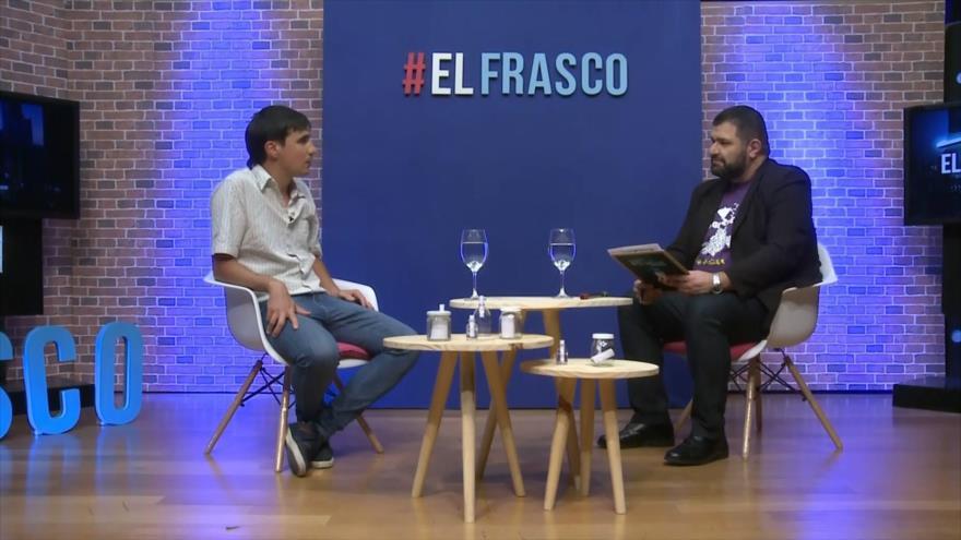 El Frasco, medios sin cura: Las aventuras de Trumpnocchio y sus títeres