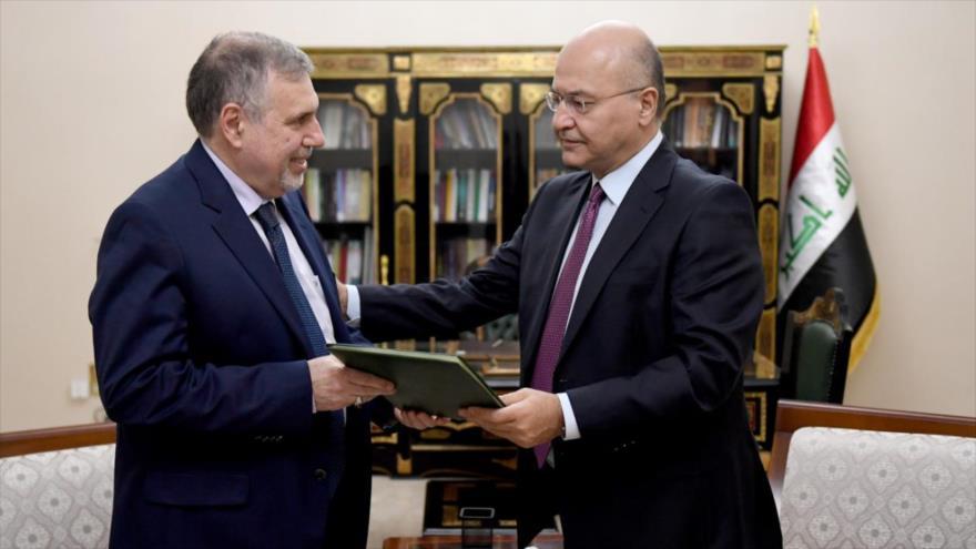 Irak elige a Muhamad Tawfiq Alawi como nuevo primer ministro