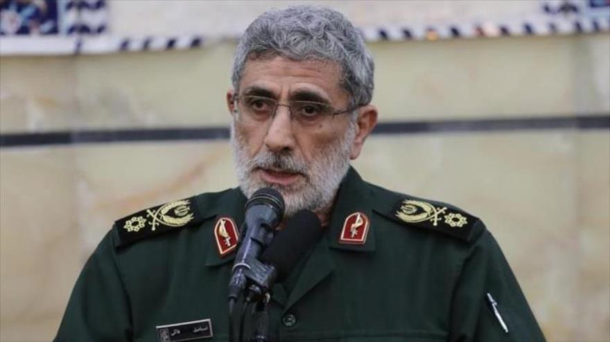 Sucesor de Soleimani: Irán apoyará a Palestina ante plan de Trump | HISPANTV