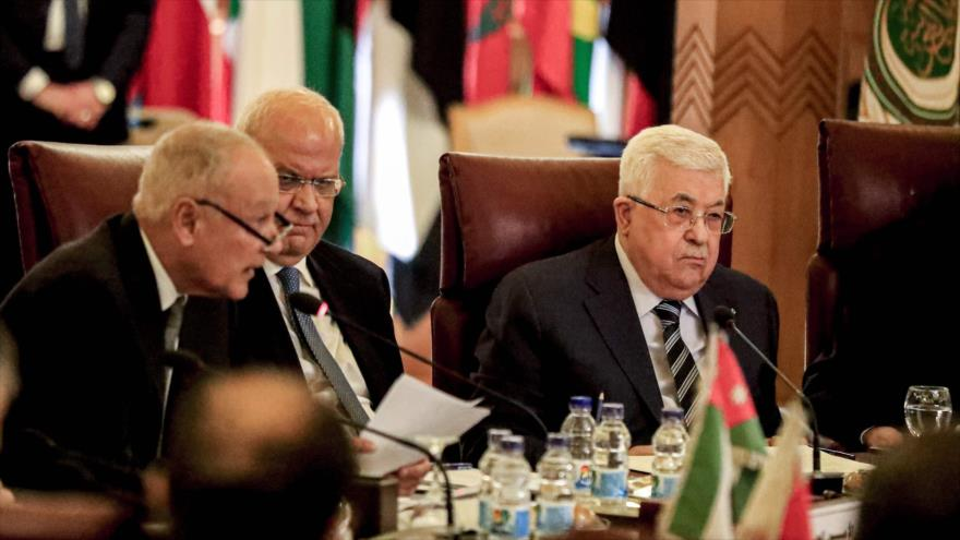 Palestina rompe lazos con EEUU e Israel en rechazo a plan de Trump