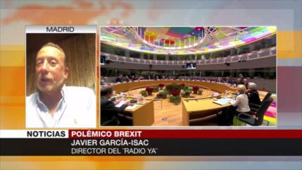 García-Isac: UE teme que otros países sigan pasos del Reino Unido