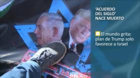 """PoliMedios: """"Acuerdo del siglo"""" nace muerto"""