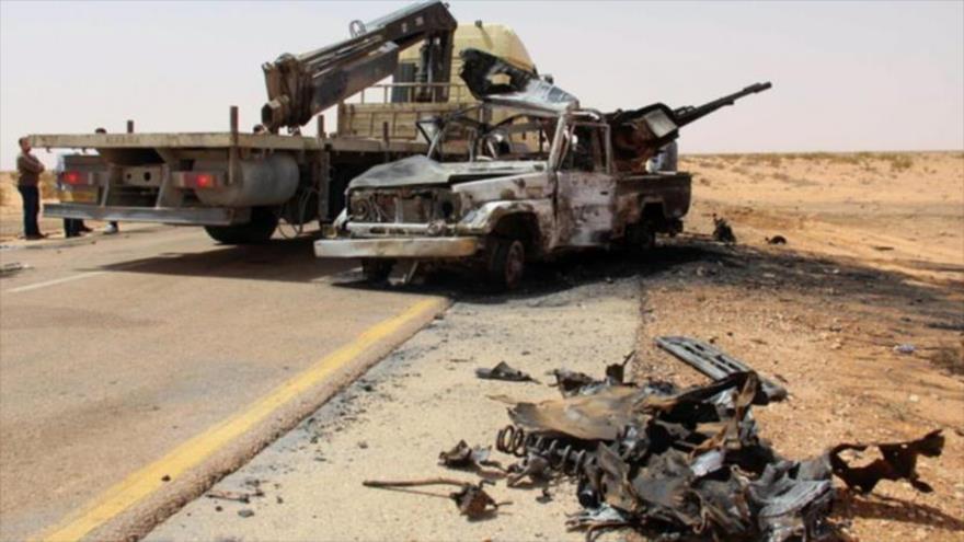 Informe: Emiratos engaña a sudaneses y los envía a luchar en Libia | HISPANTV