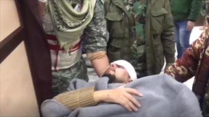 Reporteros de canales iraníes Al Alam y Al Kawthar heridos en Siria