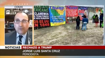 El Gobierno de México acata la política migratoria de EEUU