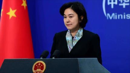 China acusa a EEUU de sembrar miedo con su postura ante coronavirus