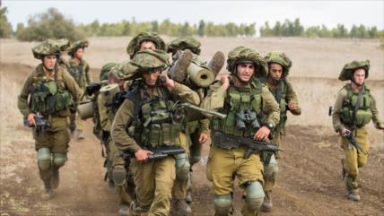 4 militares israelíes resultan heridos durante ejercicios
