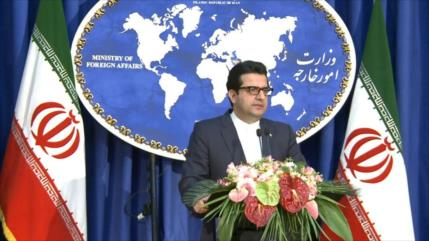 """Irán ve """"insuficiente"""" el canal humanitario suizo"""