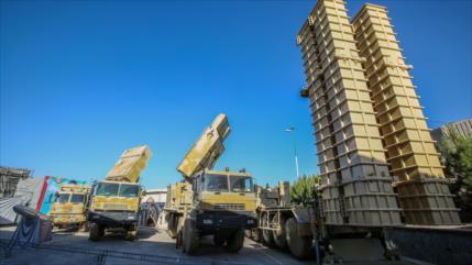 Irán está entre los principales fabricantes de misiles antitanques