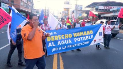 Diferencias se reavivan frente a problemática del agua en Panamá
