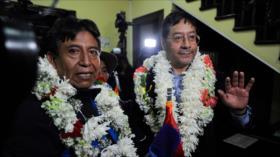 MAS inscribe a sus candidatos y denuncia persecución en Bolivia