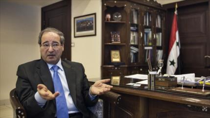 Siria advierte a Turquía que luchará hasta expulsión de invasores