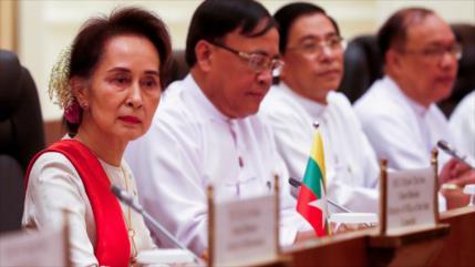 Birmania restringe internet para ocultar crímenes contra Rohingya