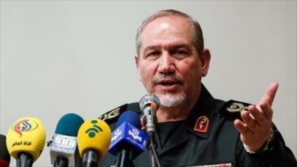 General iraní prevé fracaso total del 'acuerdo del siglo' de EEUU
