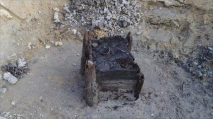 Hallan el pozo de madera más antiguo del mundo