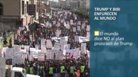 PoliMedios: Bibi y Trump ponen al mundo enfurecido