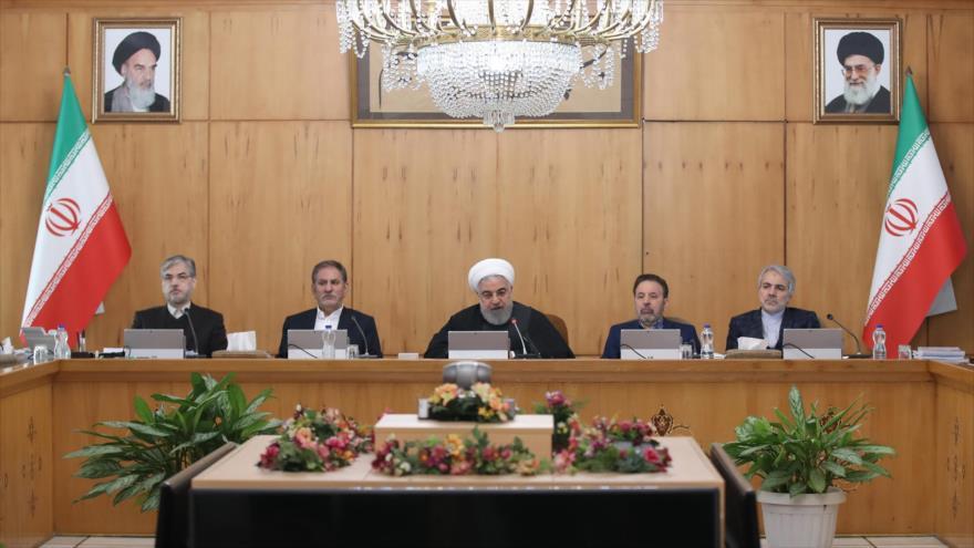Rohani: Fracaso de EEUU se debe a resistencia y unidad del pueblo iraní