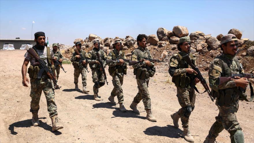 Siria da ultimátum a terroristas para entregar sus armas en Idlib | HISPANTV