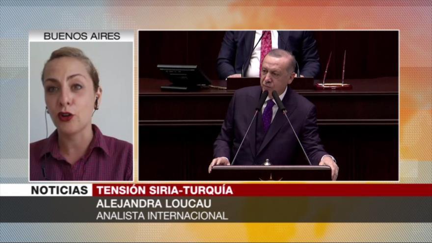 Loucau: Turquía trata de anexionarse Idlib de Siria | HISPANTV