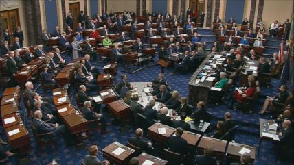 Impeachment sin sorpresa alguna: Senado absuelve a Trump