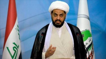 Líder iraquí: Actos terroristas de EEUU legitiman su expulsión