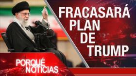 """El Porqué de las Noticias: No al """"acuerdo del siglo"""". Impeachment finalizado. Deuda argentina"""