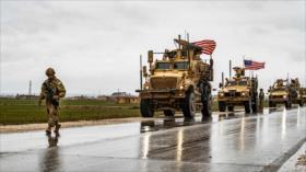 Ejército sirio bloquea paso de EEUU en estratégica carretera M-4
