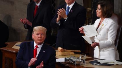 """La absolución no cambia nada, Trump aún """"amenaza"""" la democracia"""