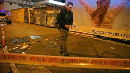 Vídeo: 14 soldados israelíes heridos en un atropello en Al-Quds