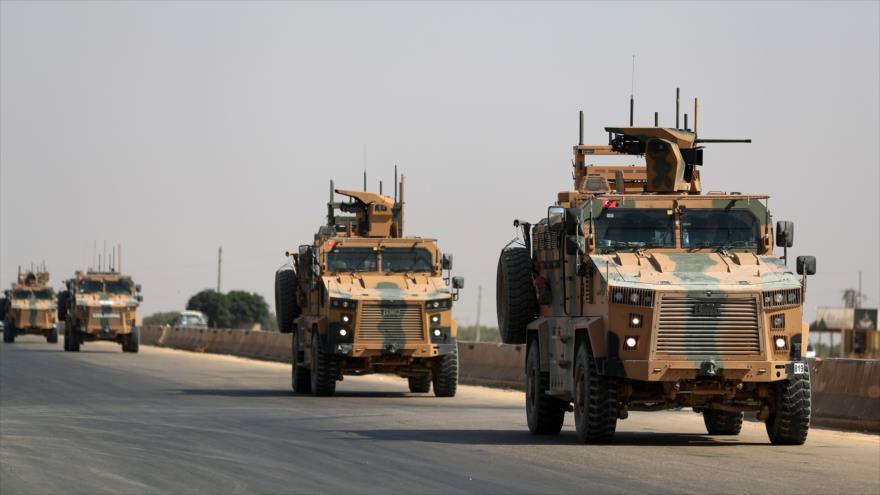 Siria acusa a Turquía e Israel de coordinar apoyo a terroristas | HISPANTV
