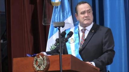 """Guatemala insiste en declarar a pandillas como """"terroristas"""""""