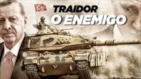 Detrás de la Razón: Erdogan amenaza con atacar mientras Ejército sirio avanza rápidamente