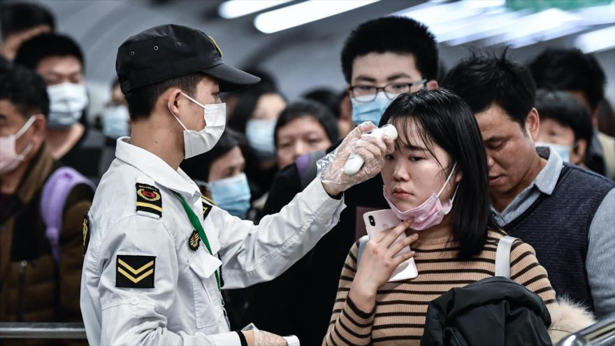 China eleva la cifra de muertos del coronavirus a 636 | HISPANTV