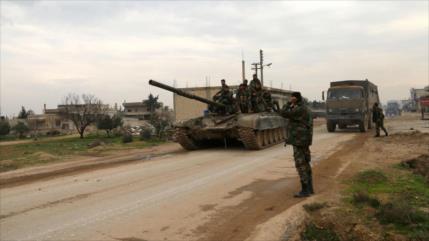 Rusia: Avance de Siria ante terroristas en Idlib alarma a EEUU