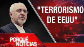 El Porqué de las Noticias: Entrevista con Zarif. Siria ante injerencias foráneas. Visita de Sánchez y Torra