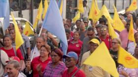 Servidores públicos panameños exigen mejor condición laboral