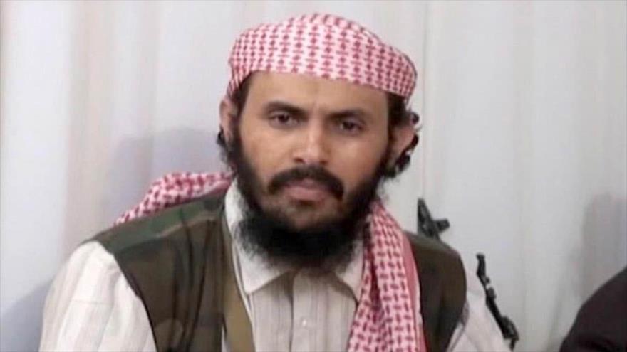 El líder de Al-Qaeda en la Península Arábiga, Qasim al-Rimi.