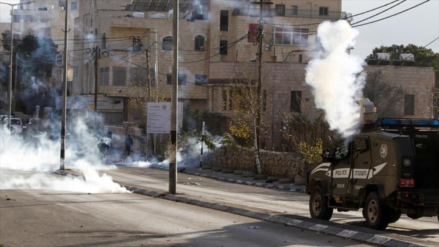 Represión israelí deja un muerto y decenas de palestinos heridos | HISPANTV