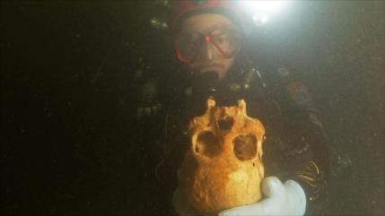 Un esqueleto de 9000 años difiere del resto de primeros mexicanos