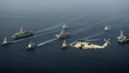 'EEUU acabará en fondo del Golfo Pérsico si comete provocaciones'