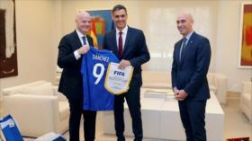España, candidata para albergar el Mundial de fútbol de 2030