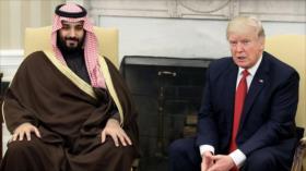 Líder opositor: Existencia del régimen saudí depende del Occidente
