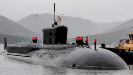 Almirante ruso: Submarinos de EEUU no están seguros en ningún lado
