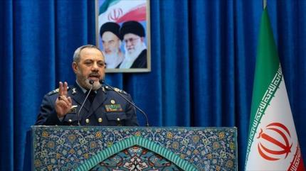 Alto comandante: Irán dará respuesta firme a cualquier amenaza