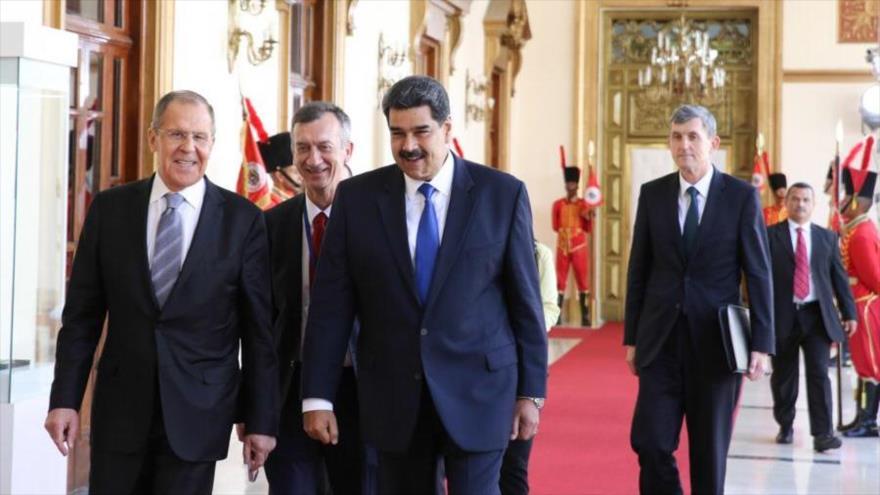 Rusia reitera su apoyo a Maduro ante presión ilegítima de EEUU | HISPANTV