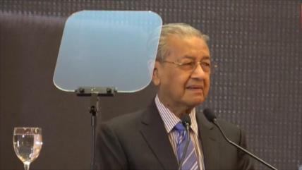 Primer ministro de Malasia repudia plan anti-Palestina de EEUU