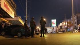 Un soldado abate a al menos 17 personas en un tiroteo en Tailandia