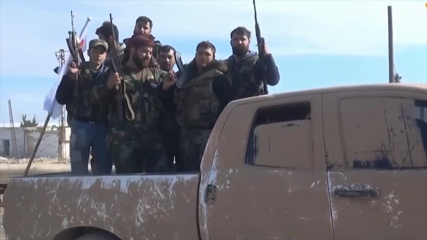 El Ejército sirio continúa sus exitosas operaciones | HISPANTV