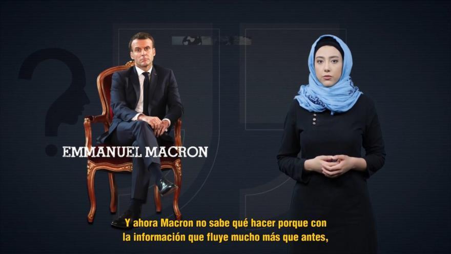 Entre Comillas: ¿Antisionismo o Antisemitismo Para Macron es lo mismo?