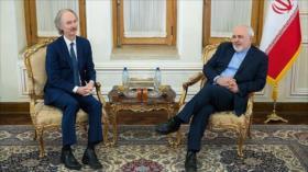Irán insiste en la soberanía, independencia e integridad de Siria
